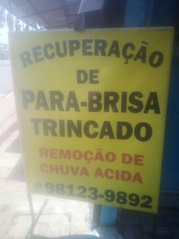 Recuperação de PARABRISAS TRINCADO - Foto 4