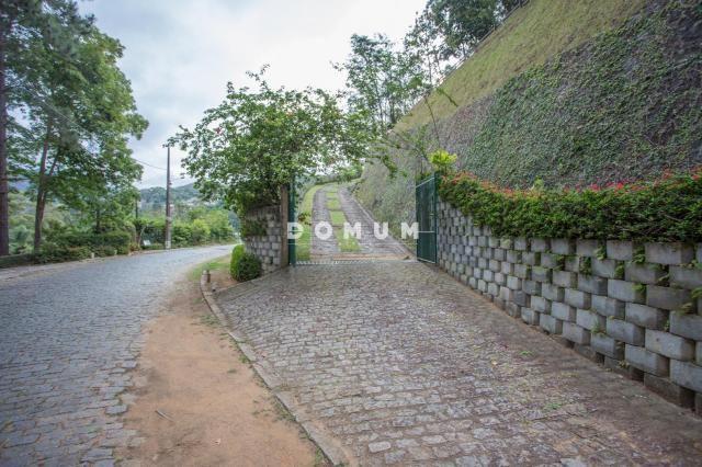 Terreno à venda, 5200 m² por r$ 380.000,00 - golfe - teresópolis/rj