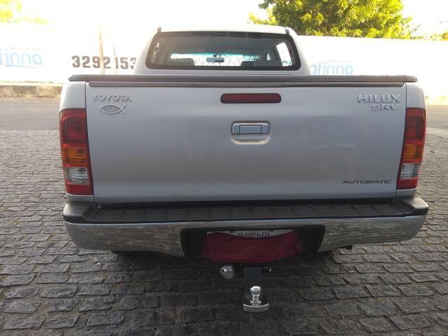 Hilux SRV 3.0 Turbo Diesel 2008 Extra! - Foto 8