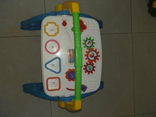 Mesa educativa andador