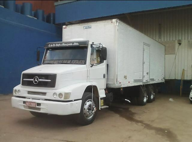 Caminhão 1418 truck