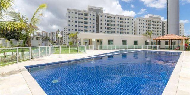 Spazio Salvador Norte - Apartamentos de 2 dormitórios - 45 m² a 53 m² - ID 1294