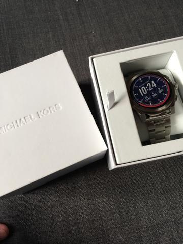 Michael kors smart watch  funciona no iphone - Bijouterias, relógios ... eca1769964