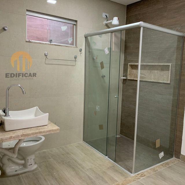 Casa Nova 125m2 Piso Porcelanato, Bairro Luiz Gonzaga - Foto 10