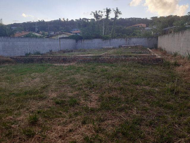 Lote 15x30 com base e radier feito, escriturado no forte Orange, Itamaracá  - Foto 3