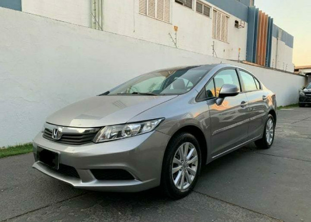 Honda Civic LXS 2012/2012 - Foto 5