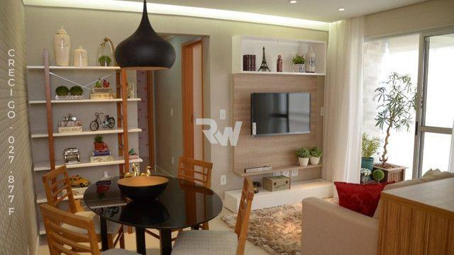 Apartamento com 3 quartos sendo 1 suíte no Parque Amazônia - Foto 2