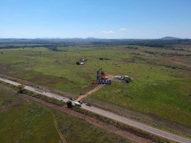 Fazenda rural à venda, á margem da BR 364, Cacoal.