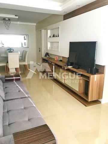 Apartamento à venda com 3 dormitórios em São sebastião, Porto alegre cod:10311