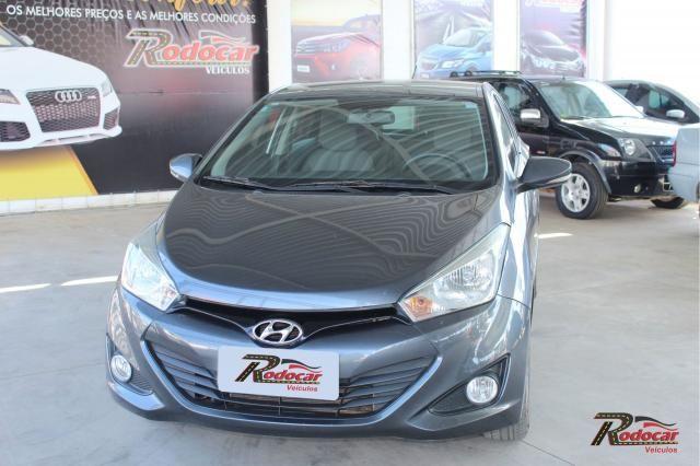 Hyundai HB20 Premium 1.6 Cinza - Foto 6