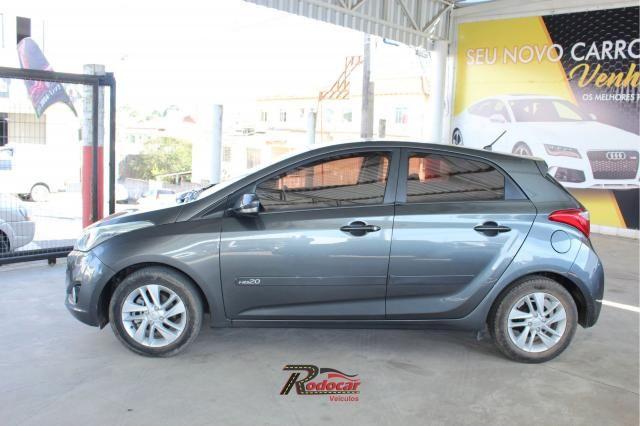Hyundai HB20 Premium 1.6 Cinza