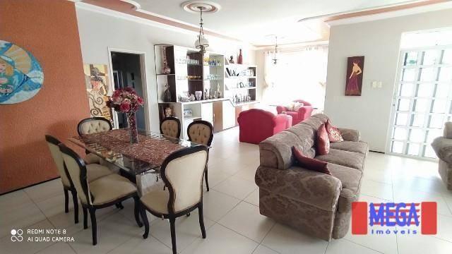 Casa com 6 dormitórios à venda, 267 m² por R$ 1.200.000,00 - Parquelândia - Fortaleza/CE - Foto 9