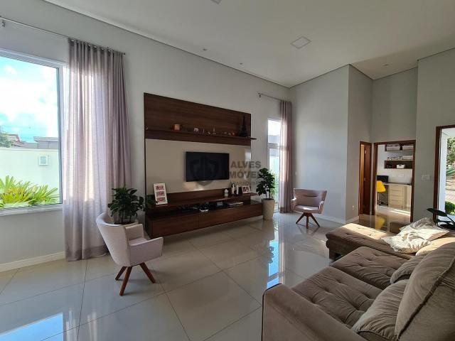 Casa de condomínio à venda com 3 dormitórios em Condomínio buona vita, Araraquara cod:A230 - Foto 5