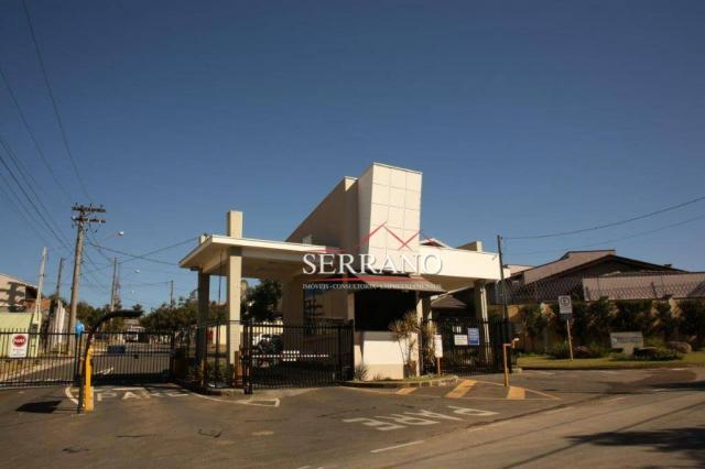 Terreno à venda, 386 m² por R$ 240.000,00 - Condomínio Picollo Villaggio - Louveira/SP - Foto 4