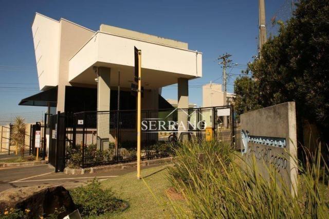Terreno à venda, 386 m² por R$ 240.000,00 - Condomínio Picollo Villaggio - Louveira/SP - Foto 11