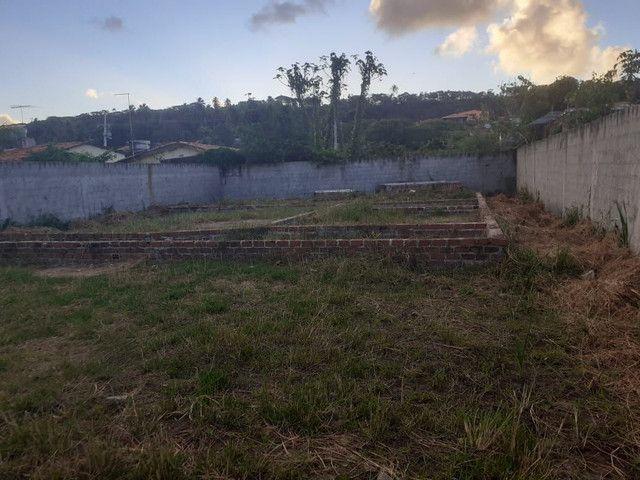 Lote 15x30 com base e radier feito, escriturado no forte Orange, Itamaracá  - Foto 4