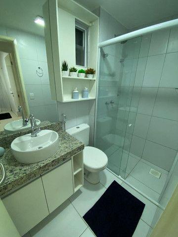 Apartamento novo e mobiliado no centro de Guaramiranga - Foto 16