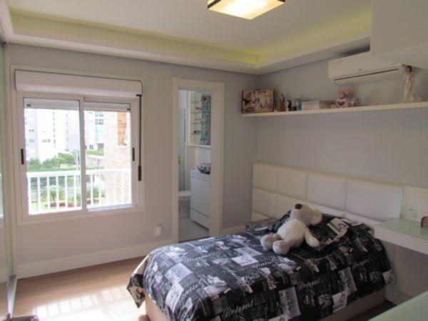Apartamento à venda com 3 dormitórios em Jardim do salso, Porto alegre cod:EX9273 - Foto 16