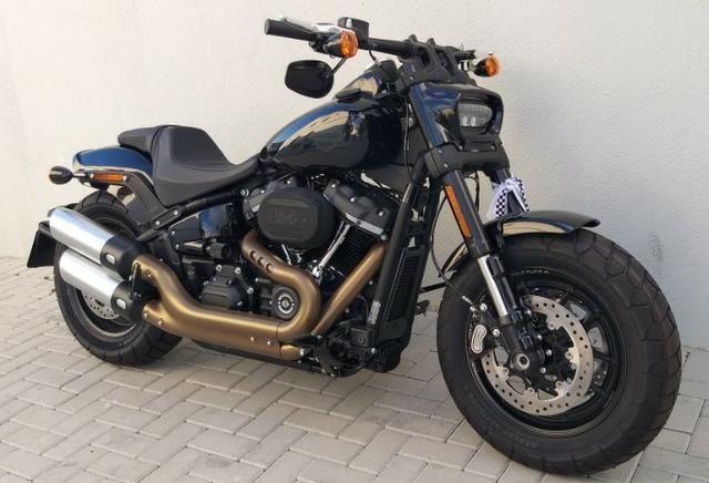 Harley Davidson Fat Bob 114 - Foto 6