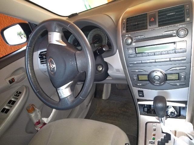 Vendo Corolla GLI 1.8 Automático - Foto 6