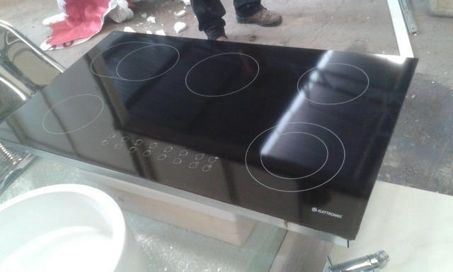 Fogão Cooktop Vitrocerâmico 90 cm - Foto 2
