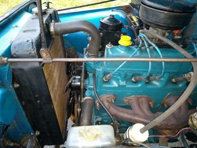 Trovão Azul Terrestre Jeep Willys CJ5 - Foto 6