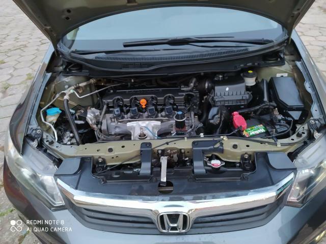 Honda civic lxs - Foto 14