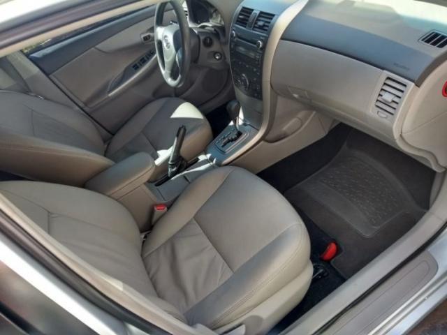 Toyota corolla 2011 1.8 gli 16v flex 4p automÁtico - Foto 9