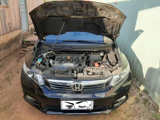 Honda Civic EXS 2013 - Foto 5