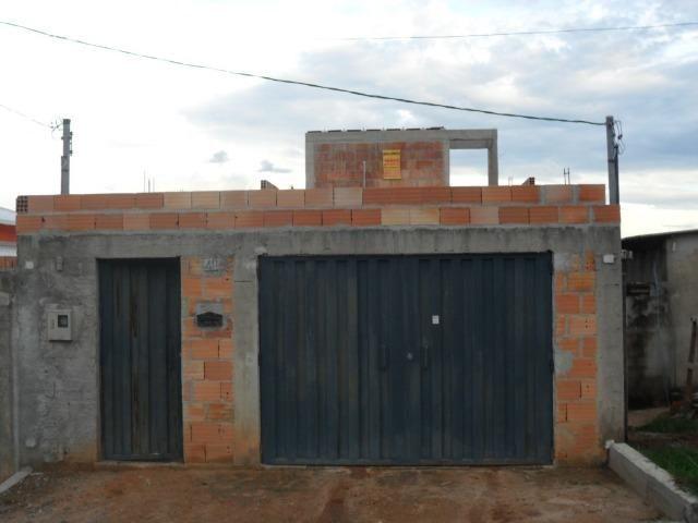 Casa toda acabada,casa laje+Telhado+Porão,ótimo local B.Duque Caxias-Betim- R$ 220 Mil - Foto 11