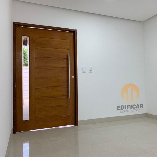 Casa Nova 125m2 Piso Porcelanato, Bairro Luiz Gonzaga - Foto 12