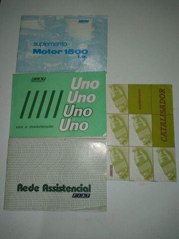 FIAT UNO CS I.E 1.5 1993 - Foto 6