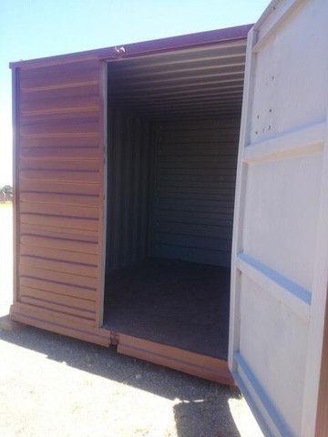 Container 10 pés BaBy 4,400,00 - Foto 2
