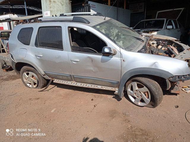 Vendo Peças Renault Duster Flex ano 2013