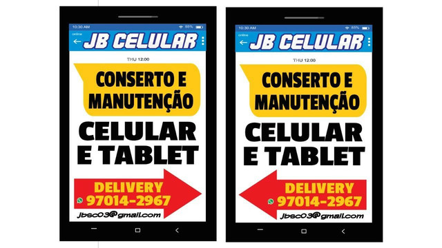 Preciso Tec Celular/Smartphone  p novo laboratório- Itaipu- Niteroi