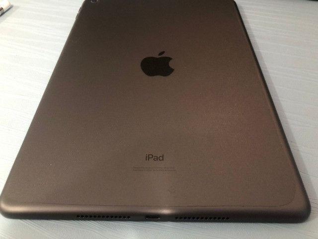 IPad 7 geração 32gb com garantia até julho/2021 + apple pencil inclusa! - Foto 4