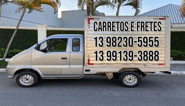 Caminhão baú 3/4 pra AGREGAR - Foto 2