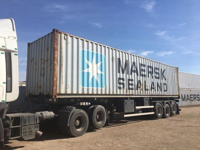Container dry 40 pés HC 12,050 / dry 40 pés DC 10,000 - Foto 4