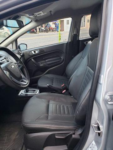 Ford Fiesta 1.6 Titanium 2015 Sedan. Um Dos Mais Novos De Campina - Foto 19