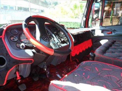 Caminhão Mercedes Benz 1620 Truck Turbo caçamba - Foto 2