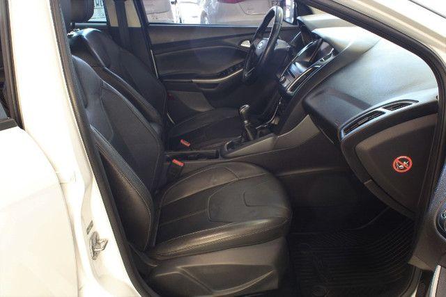 Ford Focus 1.6 16v Se Plus Manual - Impecável! - Foto 8