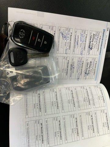 Toyota Hilux Srv Flex 4x4 2020 Garantia de Fabrica - Foto 17