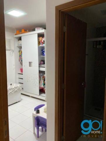 Apartamento com 3 dormitórios à venda, 73 m² por R$ 480.000,00 - Pedreira - Belém/PA - Foto 12