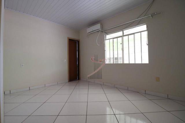 Casa com 3 dormitórios para alugar, 125 m² por R$ 1.600/mês - Jardim Duarte - Foz do Iguaç - Foto 15