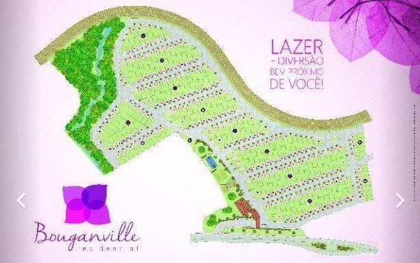 Terreno à venda, 454 m² por R$ 400.000,00 - Condomínio Bouganville - Sorocaba/SP - Foto 6