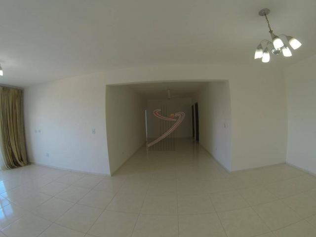 Apartamento com 4 dormitórios para alugar, 181 m² por R$ 1.650,00/mês - Centro - Foz do Ig - Foto 4