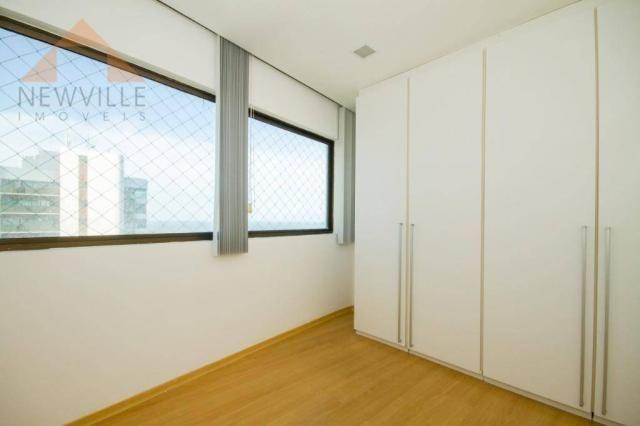 Apartamento com 4 quartos para alugar, 201 m² por R$ 9.499/mês - Boa Viagem - Recife - Foto 20
