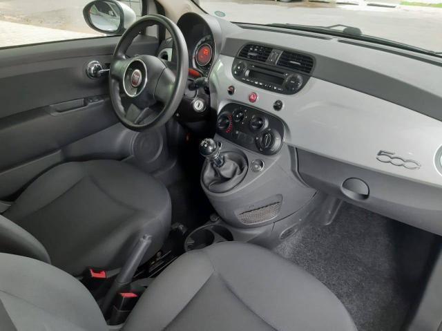 FIAT 500 2012/2012 1.4 CULT 8V FLEX 2P MANUAL - Foto 3