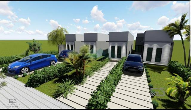 Casa com 2 dormitórios sendo 1 suíte à venda, 65 m² por R$ 220.000 - Loteamento Comercial  - Foto 4
