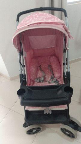 Carrinho de bebê marca tuttti baby